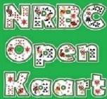 N.R.B.C. Open Kaart logo